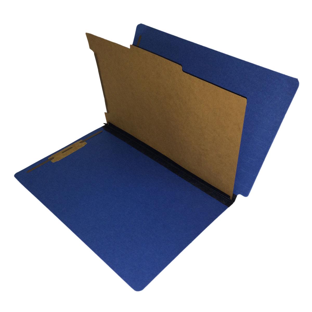 Side Tab Folder, 1 Divider