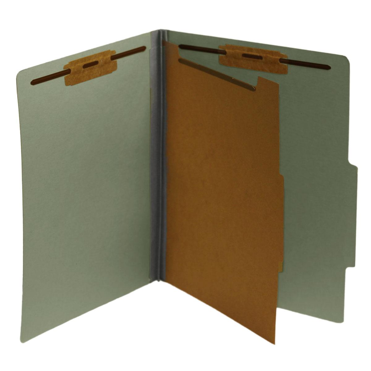 Top Tab Folders, 1 Divider