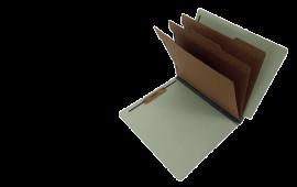 Side Tab Folders